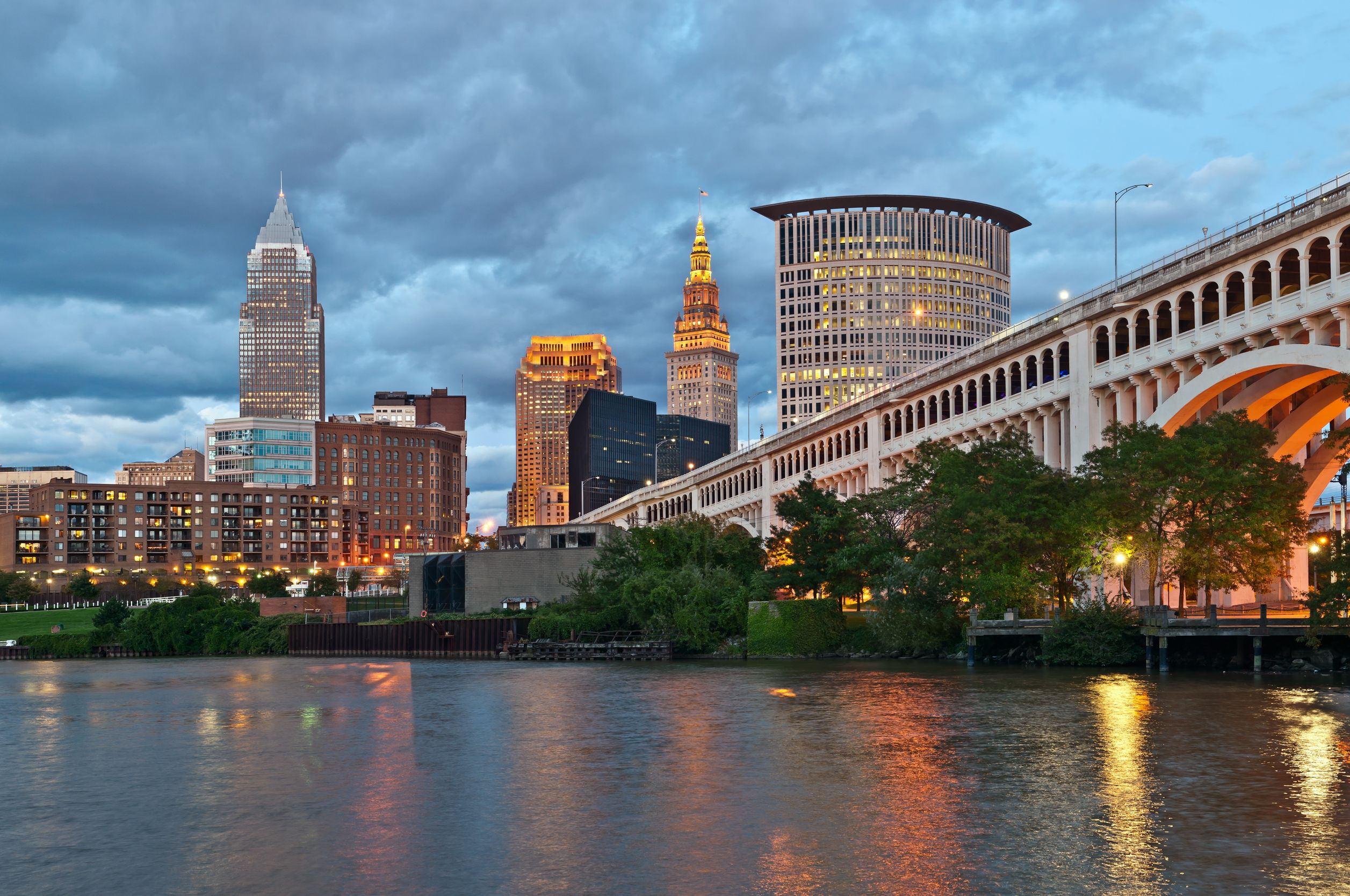Cleveland neighborhood guide movoto for New home builders northeast ohio