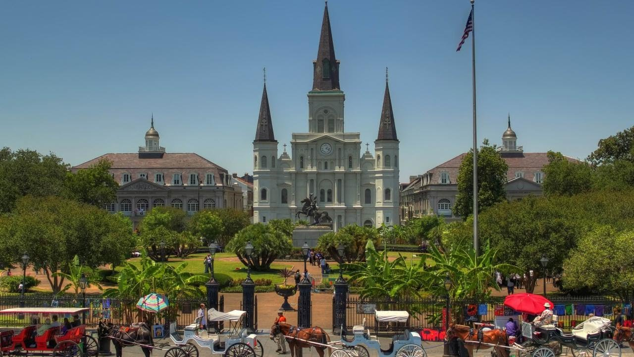 Check out New Orleans suburbs for to get the spirit of New Orleans without the big city feel.
