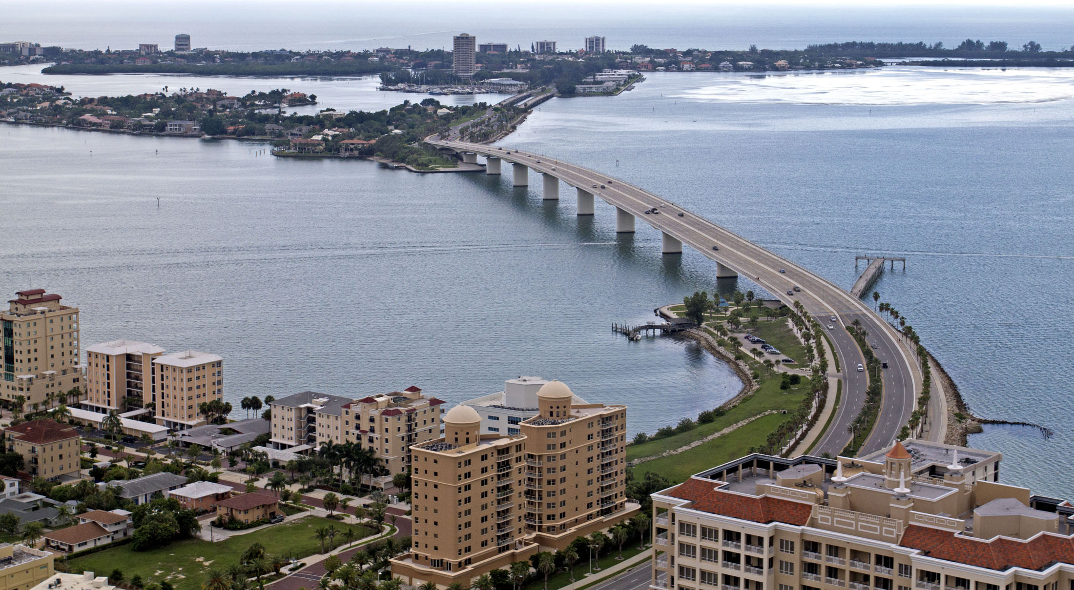 The west coast of Florida has a thriving group of young professionals who make their home in Sarasota.