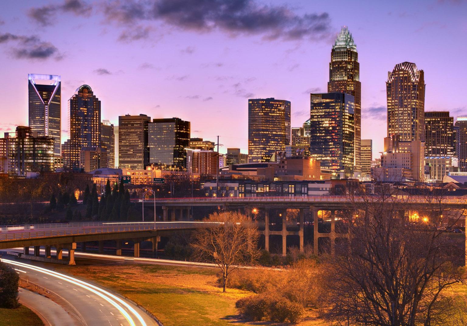 Charlotte City Job Listings