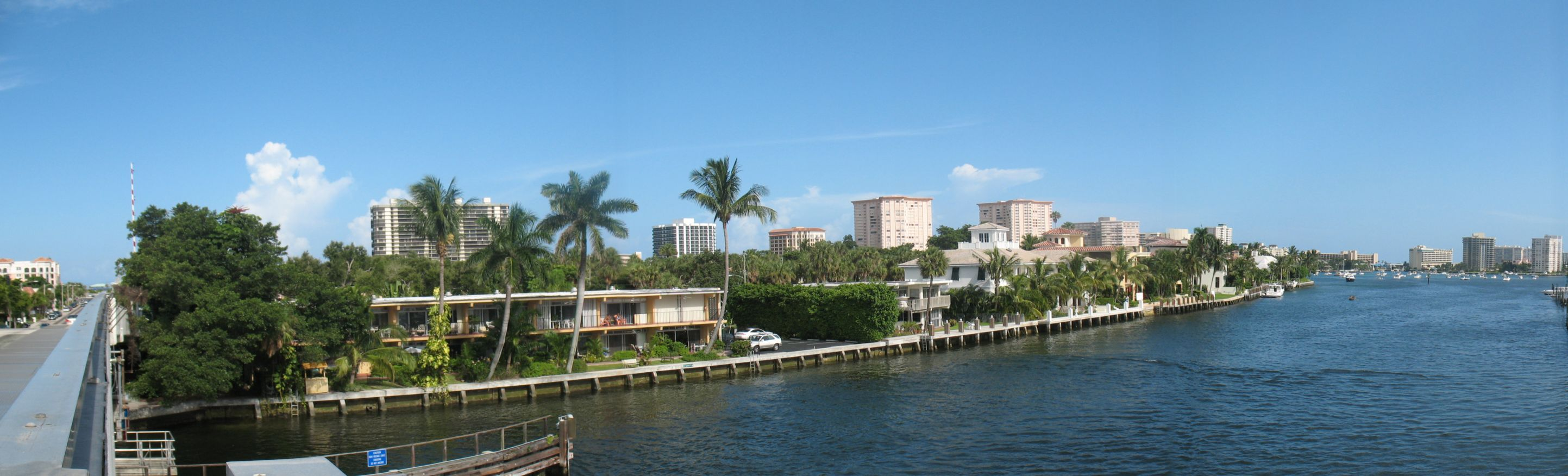 If you're looking for a great mix of paradise and charm, consider the City of Boca Raton!