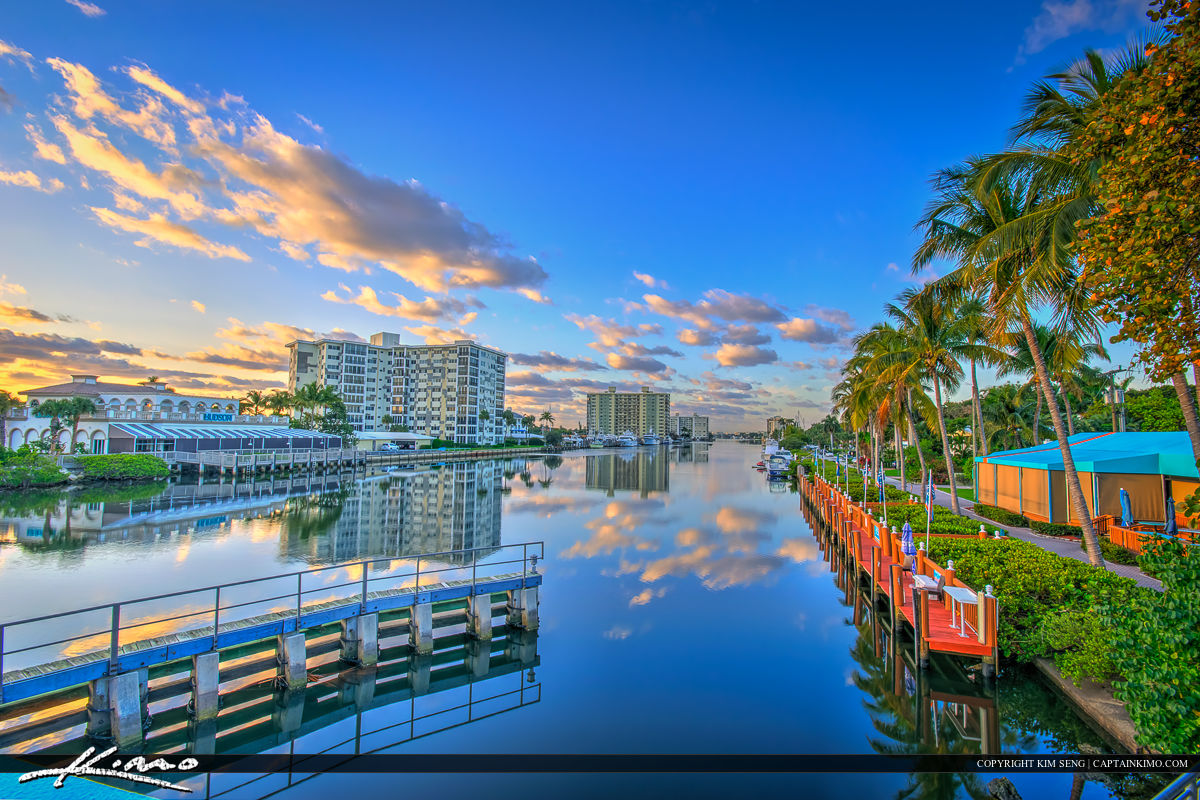 Delray Fl Restaurants On Intercoastal