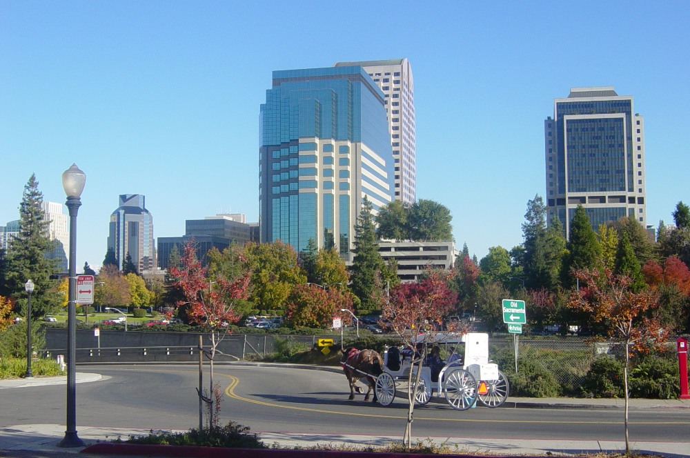 Sacramento isn't the only place to work in the area. A handful of towns surrounding the Capitol have plenty of career opportunities available.