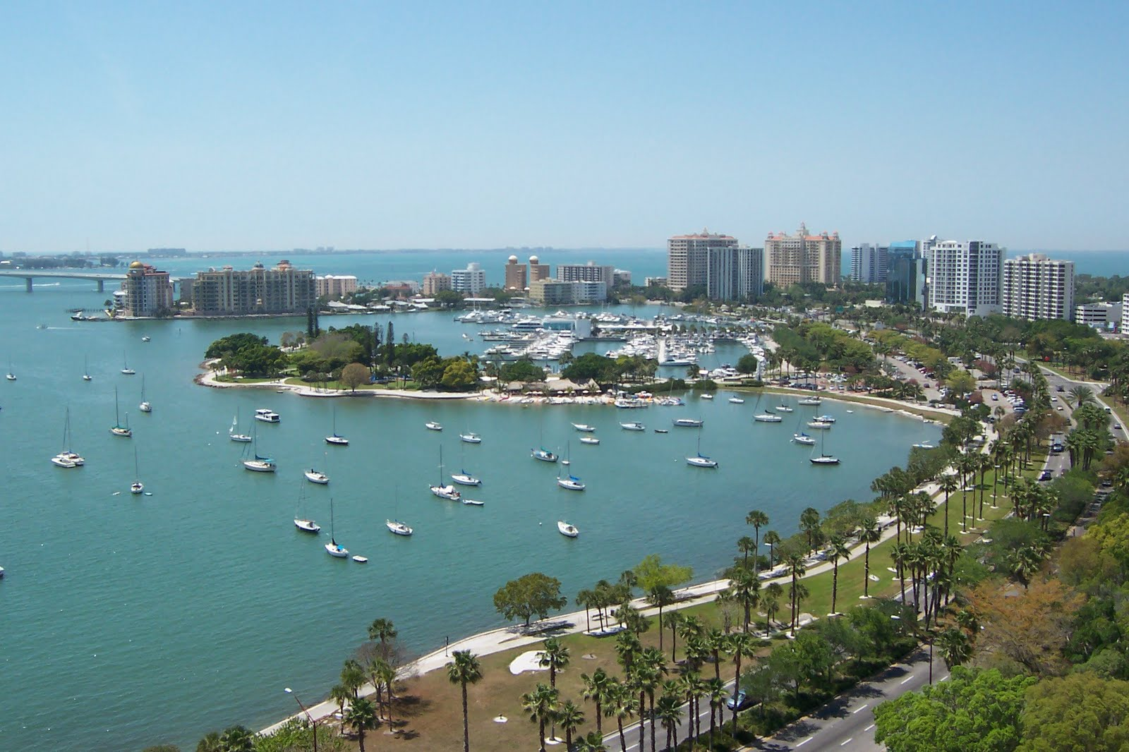 Sarasota offers safe, family friendly communities within close proximity of schools that offer unique educational experiences such as performing arts and career programs.