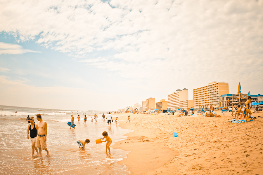 Discover five cities around Virginia Beach, VA, where you're likely to find employment and savings on housing and other costs.