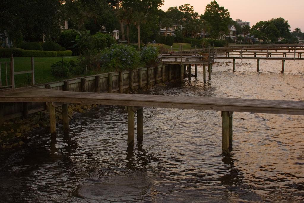 Ortega, Jacksonville: Love the Outdoor Life