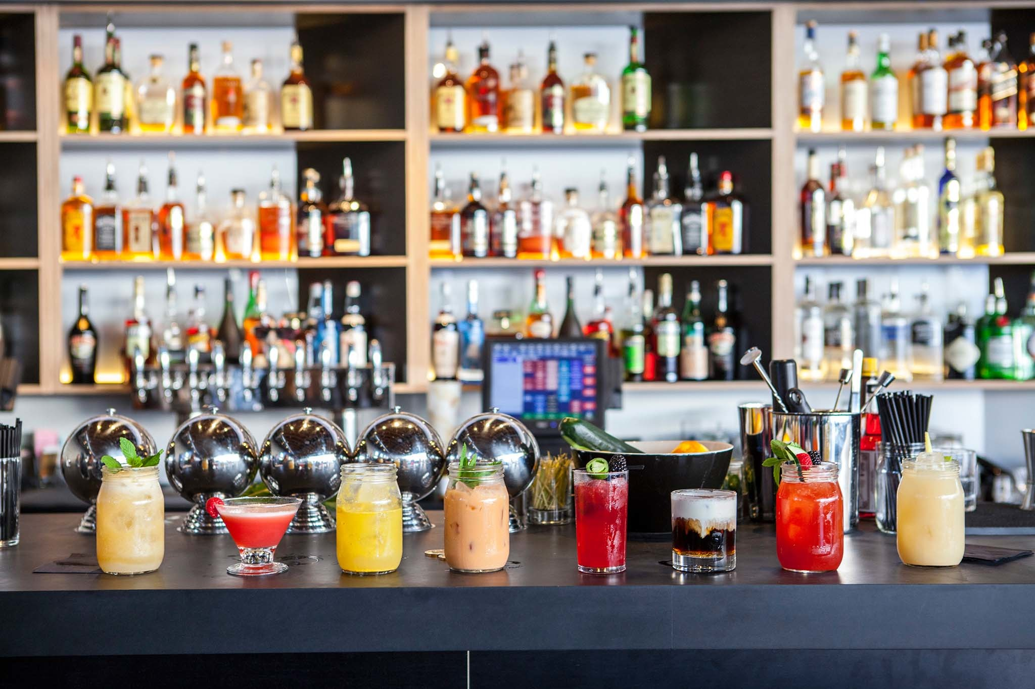The flavors of LA bars are as different as the people. Our top 16 has racing turtles, fridge portals and rooftop cocktails.