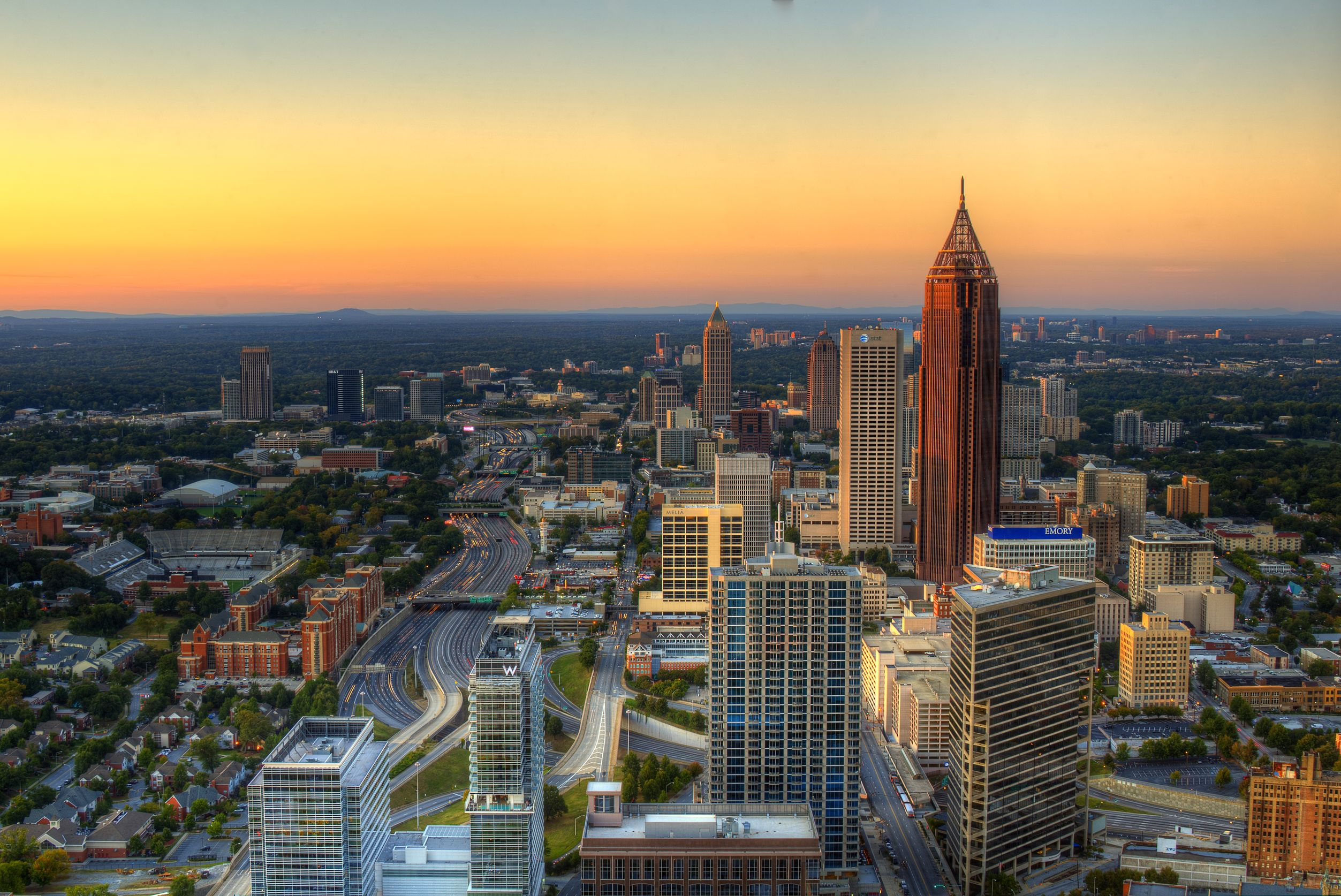 Finding a house and feeling at home are two different things. You can find both in Atlanta if you know where to look.