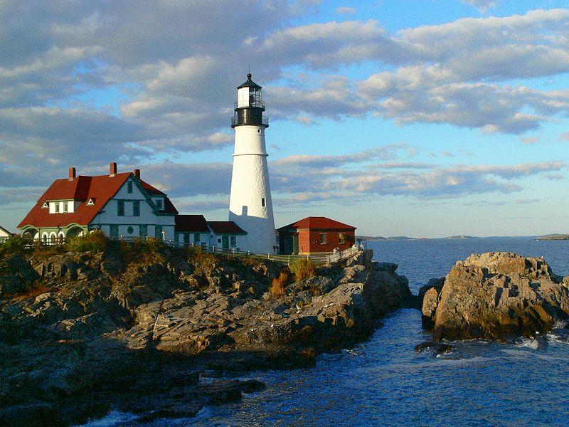 Top Cities in Maine