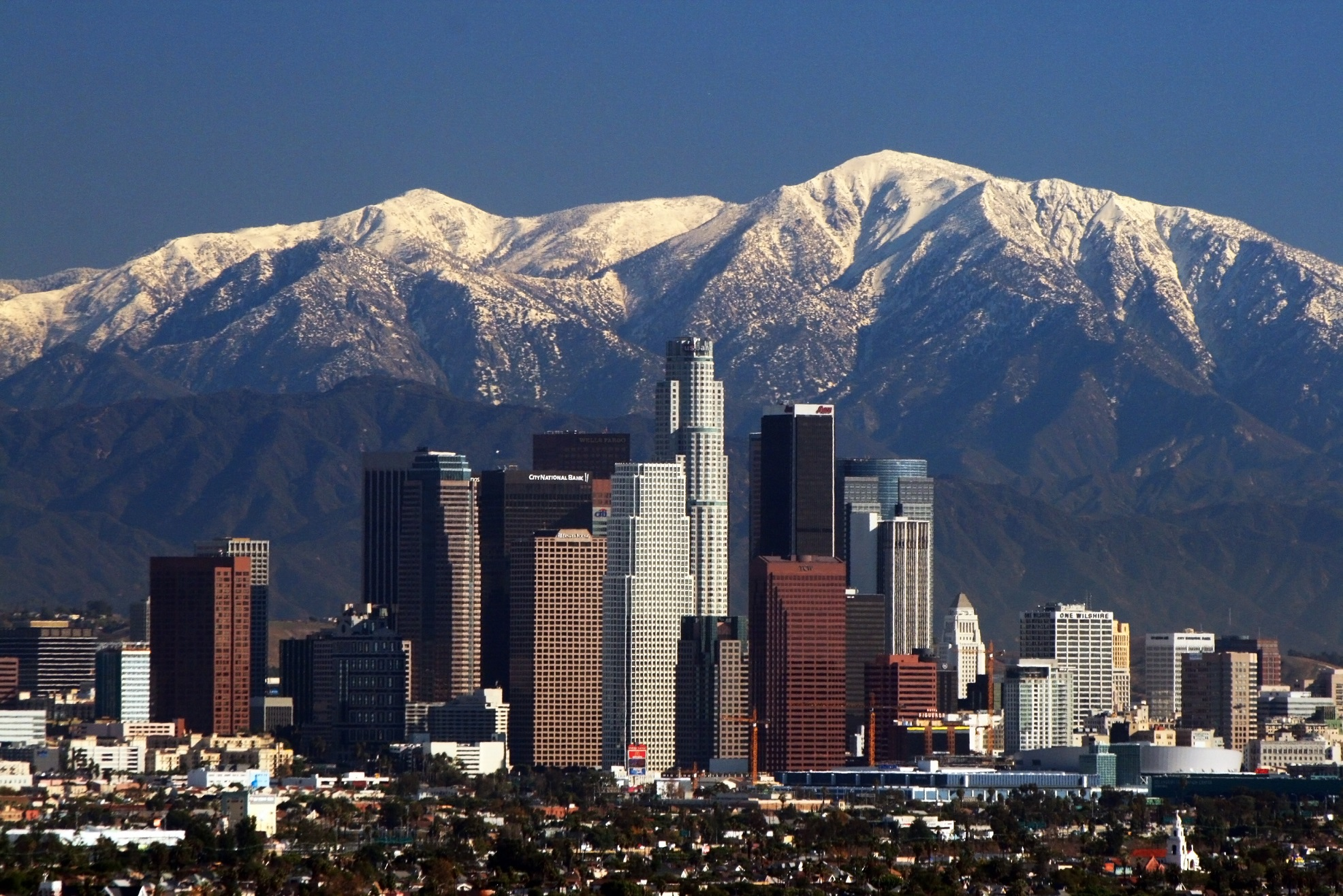 Afraid of not fitting in when you move to Los Angeles? Fit in with your neighbors in no time.