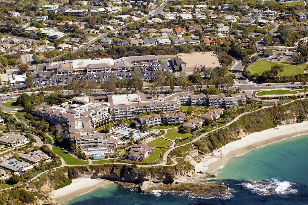 You may have seen it on TV, but do you know what Laguna Beach is really like? Check out these 4 words!
