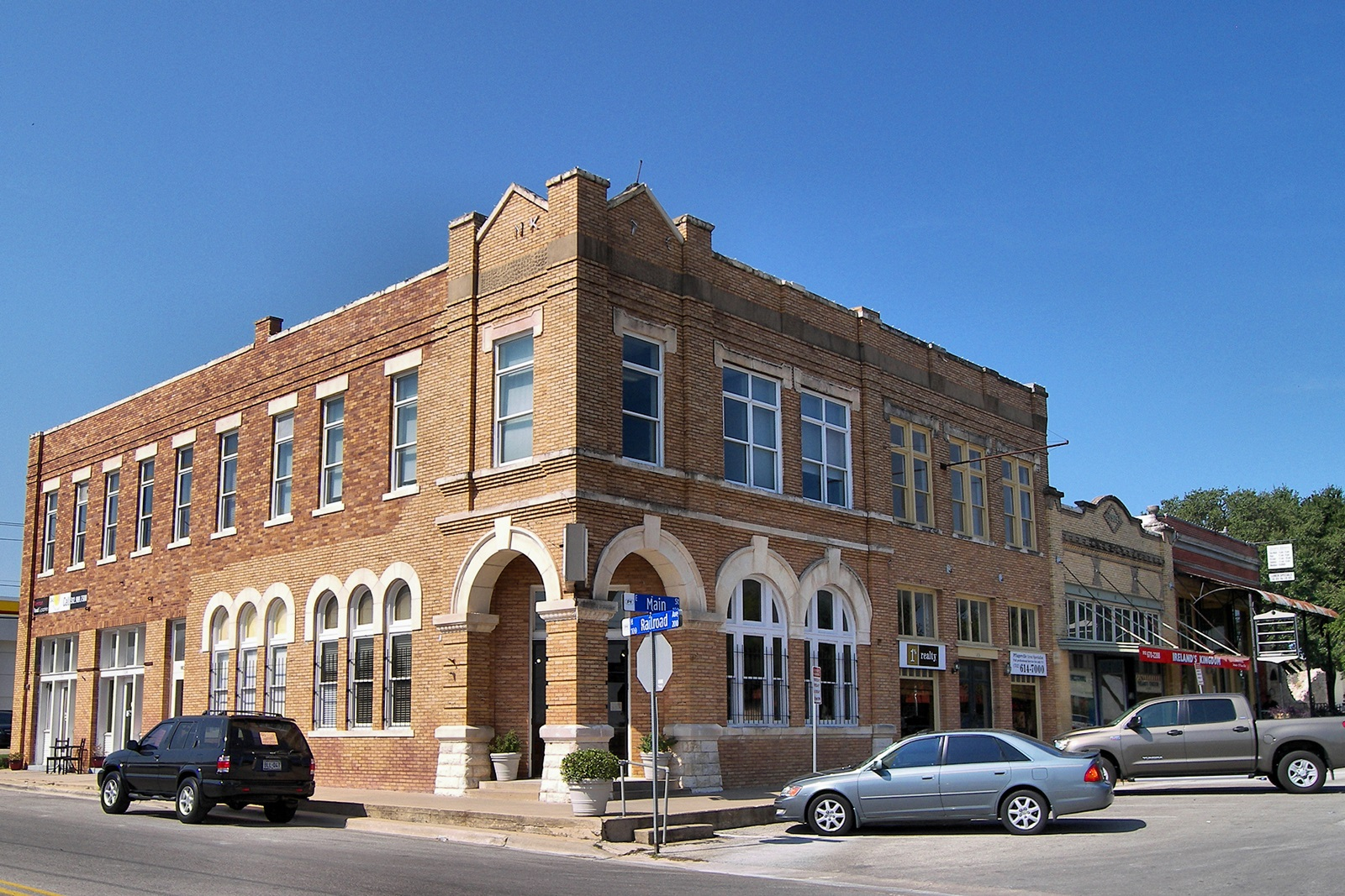 Old buildings for sale in texas for Architecture for sale