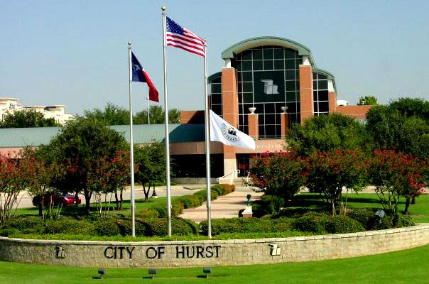 Hurst TX: Sunny Weather, Many Parks, Family-Friendly