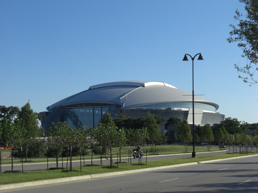 Arlington TX: Home of the Dallas Cowboys