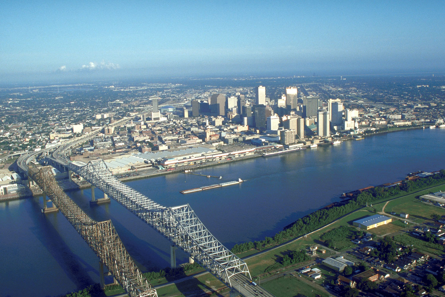 5 cities near new orleans where you 39 re most likely to find for La city jobs