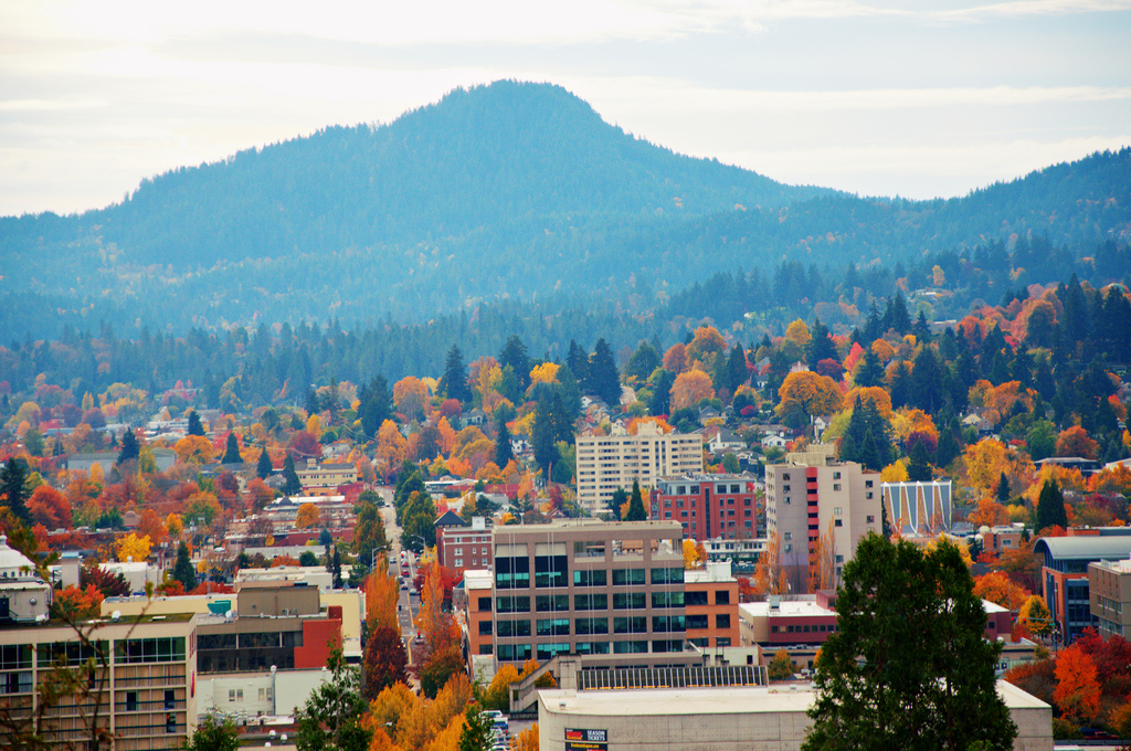 The 7 Best Towns In Oregon For Lgbt Families Movoto