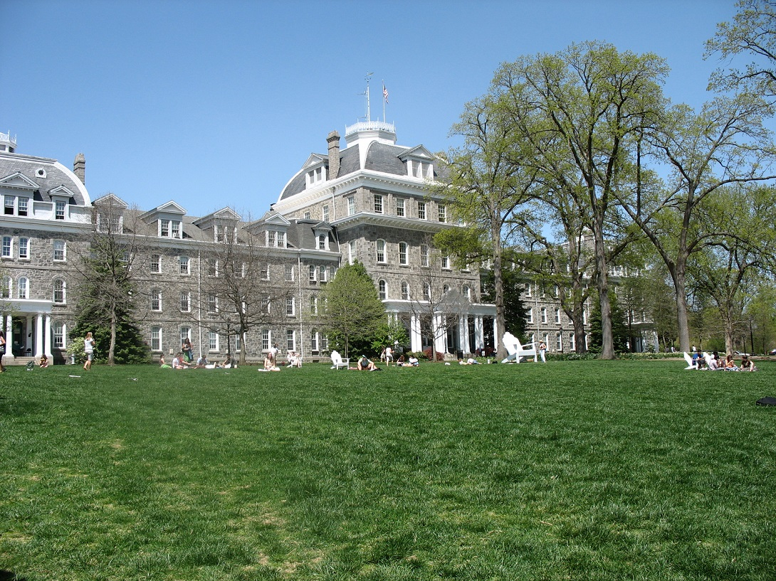 Swarthmore PA: Quiet Life at the Edge of the Big City
