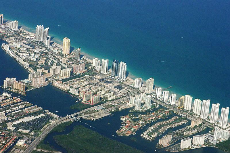 Sunny Isles Beach FL: Toast to Luxury Living and Ocean Resorts
